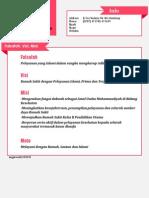 buku saku akreditasi RS PKU Gombong