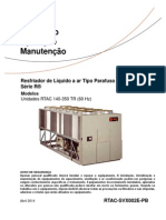 Catalogo Chiller Trane RTAC