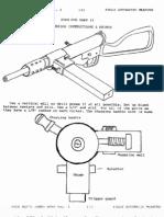 Sten Sub Machine Gun