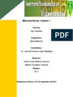 UNIDAD I Mercadotecnia (1)