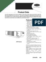 Fan coil unit catalogue