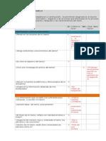 Guía Para Mi Diagnóstico y Comentario Del Escrito