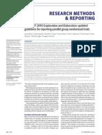 CONSORT 2010 Explanation and Elaboration (BMJ)