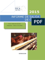 Informe Visita Granja Porcinos Agraria La Molina