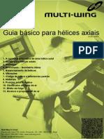 Manual de Hélices Axiais