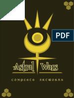 """ASTRAL WARS"" - PRODUTO"