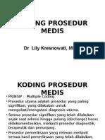 (9) Koding Prosedur Medis