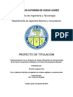 Ejemplo Reporte Proyecto
