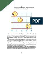 Transfotmando La Circunferencia en Una Recta_word Pro