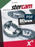 SAMPLE_Mastercam_X9_Design_Training_Tutorial.pdf