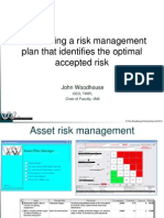 2. John Woodhouse.establishing a Risk Management Plan