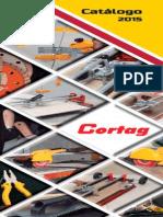 Catalogo Resumo Cortag 2015