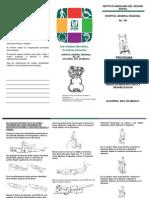 folleto ejercicios cadera
