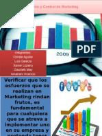 Herramientas de Medicion y Control de Marketing