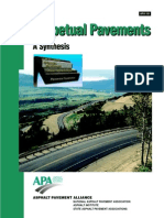 Perpetual Pavement Synthesis
