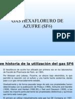APLICACIO Y MANEJO DE GAS SF6
