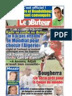 LE BUTEUR PDF du 30/03/2010
