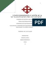 TeoriaElectromagnetica- Marcapasos