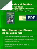 10 Elementos Claves en Economia