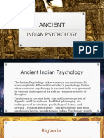Ancient Psychology