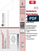 Intro Electric Machines and Drives