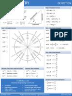 trigonometry-definition pdf