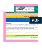 Form 16 for AY 2015-16 CAknowledge.in