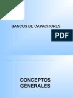 Bancos de Capacitores alta tension