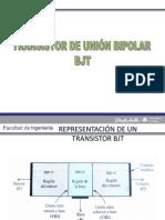 Transistor de Union Bipolar BJT