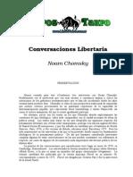 Chomsky, Noam - Conversaciones Libertarias