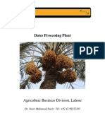 Dates Processingplant