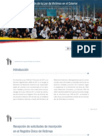 Ley de Víctimas - Informe I Semestre 2015 (2)