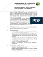 Plan de Trabajo - Capacitacion a Brigadistas Carabayllo