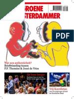 De Groene Amsterdammer 43-2015