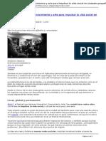 Blanca Puyuelo Vázquez-Periodico Diagonal - Afsnit i Innovacion Conocimiento y Arte Para Impulsar La Vida Social en Ciudades Pequenas - 2015-11-24