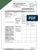 EJE - GFPI-F-019 Guía de Aprendizaje Desarrollo de Un Análisis y Plan de Mercado GUIA TALENTO HUM