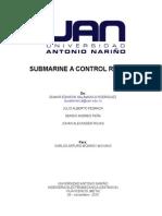 informe submarino