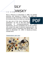 Kandinsky y Munch en Ingles
