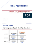 Chiller Types and Applications