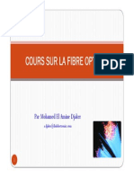 Cours Fibre Optique + exercises