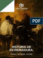 Historia de Extremadura. NºI