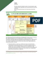 Plan de Estudios  en el Perú