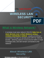 Wireless Lan Security