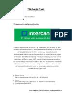 INTERBANK (MISION, VISION)
