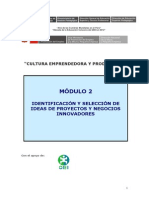Modulo 2 Ideas