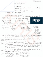 Ahmet Kir is Linear Algebra Course Notes Web