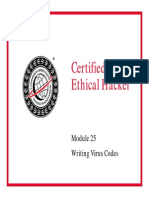 CEHv6 Module 28 Writing Virus Codes