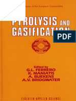 Pyrolisis and Gasification