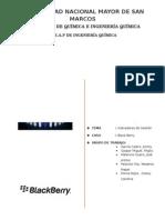 Caso 01 Indicadores de Gestion Blackberry
