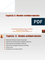 Capi Tulo 02 - Modelo Entidad-relacio n